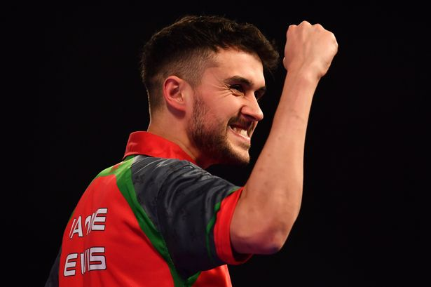 Jamie Lewis tops group one in the Unibet Home Tour